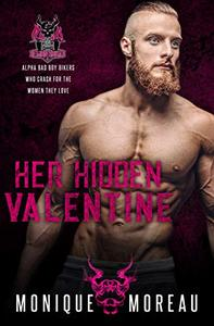 Her Hidden Valentine: A Bad Boy Biker Novella