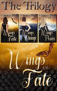 Wings of Fate: The Complete Trilogy: A Dragon Shifter Romance