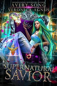 Supernatural Savior: A Paranormal Prison Romance