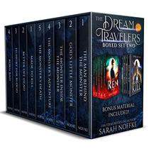 The Dream Travelers Boxed Set #2: Includes 2 Complete Series (9 Books) PLUS Bonus Material