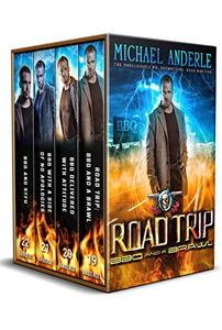The Unbelievable Mr. Brownstone Omnibus 4 (books 19-22): Road Trip: BBQ and a Brawl, BBQ Delivered with Attitude, BBQ With a Side of No Apologies, BBQ and STFU