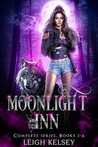 The Moonlight Inn Series: A Complete RH Wolf Shifter Paranormal Romance Series