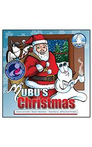 Books for Kids: Mubu's Christmas (Mom's Choice Award winning children's book series): Illustrated funny bedtime story collection,childrens picture book