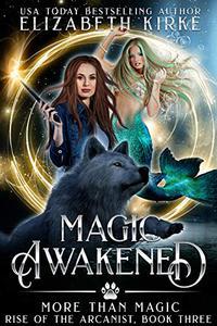 Magic Awakened: a More than Magic serial