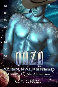 Qaza Alien Halfbreed: A SciFi Romance