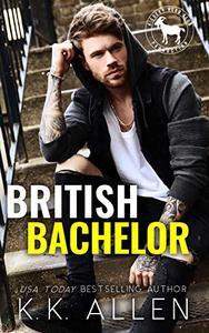 British Bachelor: A Hero Club Novel
