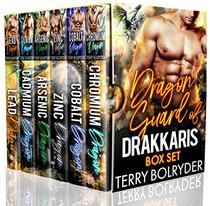 Dragon Guard of Drakkaris Box Set