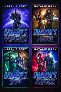 The Dragon Corps Books 1-4