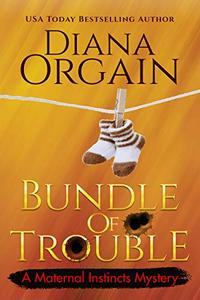 Bundle of Trouble (A Humorous Cozy Mystery)