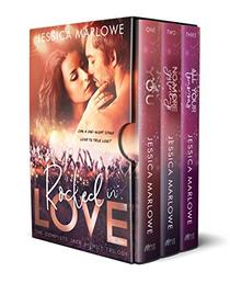 Rocked in Love Vol. One: The Complete Jack & Emily Trilogy