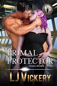 Primal Protector: Federal Paranormal Unit
