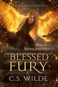 Blessed Fury: An Urban Fantasy Romance