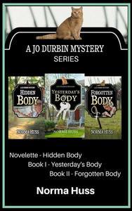 A Jo Durbin Mystery Series