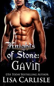 Knights of Stone: Gavin: A gargoyle shifter rockstar romance