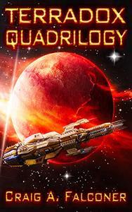 Terradox Quadrilogy: The Complete Box Set