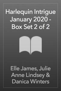 Harlequin Intrigue January 2020 - Box Set 2 of 2