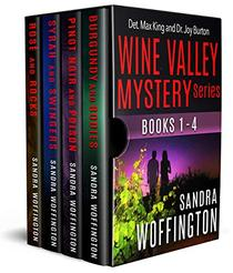 Wine Valley Mystery Books 1-4