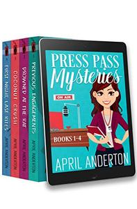 Press Pass Mysteries: Books 1-4 Box Set