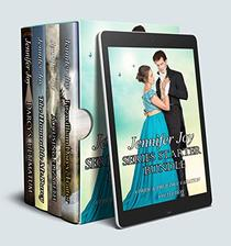 Jennifer Joy Series Starter Bundle: A Pride & Prejudice Variation Collection