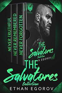 The Salvatores Collection: A Steel Saviors MC Romance