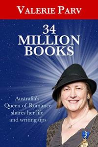 34 Million Books: Australia's Queen of Romance shares her life and writing tips