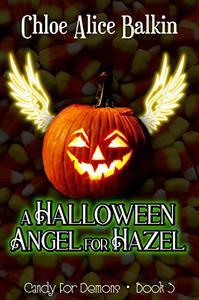 A Halloween Angel For Hazel