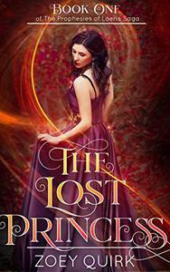 The Lost Princess: A Reverse Harem Paranormal Romance