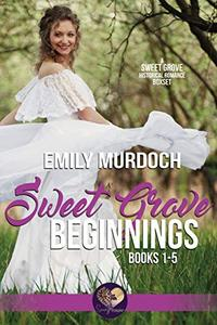 Sweet Grove Beginnings Boxed Set, Books 1-5