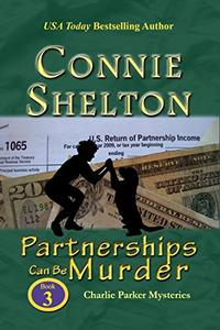 Partnerships Can Be Murder: A Girl and Her Dog Cozy Mystery