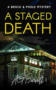 A Staged Death: An addictive British mystery detective series