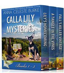 The Calla Lily Mysteries: Books 1-3