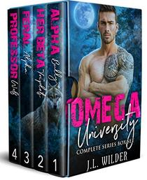Omega University: Complete Series Box Set