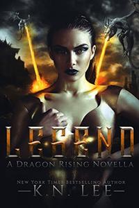 Legend: A Fallen Angel And Dragon Shifter Reverse Harem Urban Fantasy