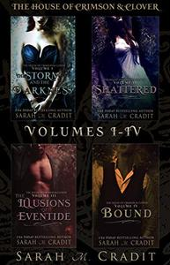 The House of Crimson & Clover Volumes I-IV: A House of Crimson & Clover Boxed Set