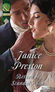 Return Of Scandal's Son (Mills & Boon Historical)
