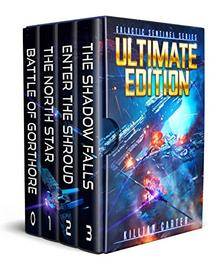 The Galactic Sentinel: Ultimate Edition - 1500+ Pages - 4 Books - And More