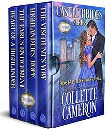Castle Brides Boxed Set: Books 1-3