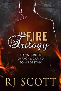 The Fire Trilogy: Gay Paranormal Romance
