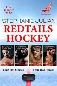 Redtails Hockey Volume 1: Redtails Hockey Books 1-4