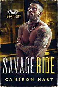 Savage Ride: A BBW MC Romance