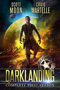 Darklanding Complete First Season: A Space Western