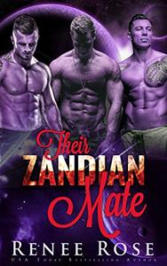 Their Zandian Mate: An Alien Warrior Reverse Harem Romance