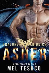 Asher: A Scifi Alien Romance
