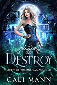 Destroy: A Why Choose Shifter Romance