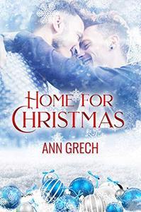 Home For Christmas: A Gay Christmas Step-brother Romance