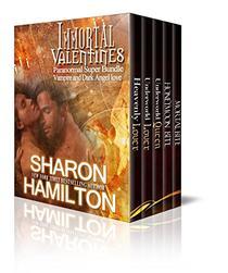 Immortal Valentines: Paranormal Super Bundle (Vampires, Dark Angel Love)