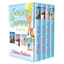 Seasons of Summer Novella Series: The Complete Set