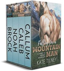 Falling for a Mountain Man: a collection of short, sweet, and steamy mountain man instalove romances