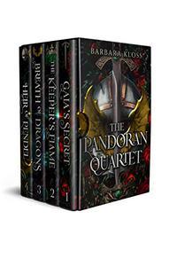 Gaia's Secret: The Complete Pandoran Series Quartet