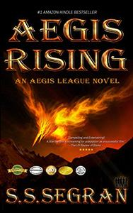 AEGIS RISING: Apocalyptic Action-adventure Thriller - YA